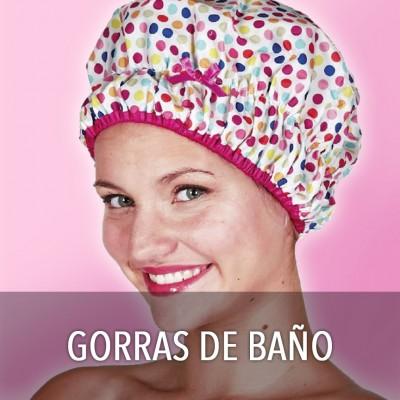 GORRAS DE BAÑO (3)