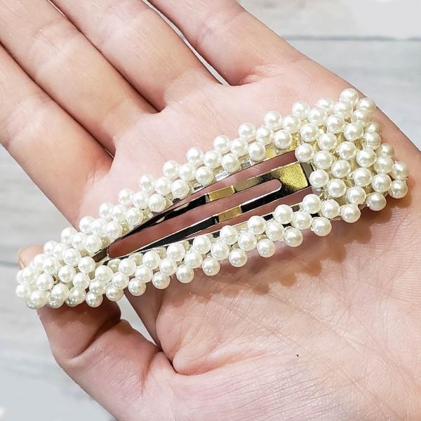 Gancho Jumbo de Perlas