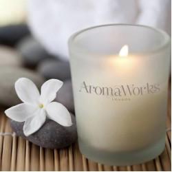 AromaWorks Vela Mandarin & Vertiver
