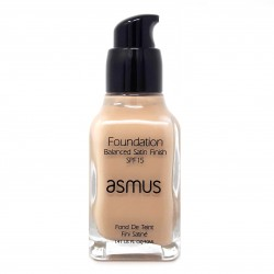 Asmus Balanced Satin Finish Foundation