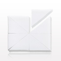 Esponjas Triangulares Profesionales