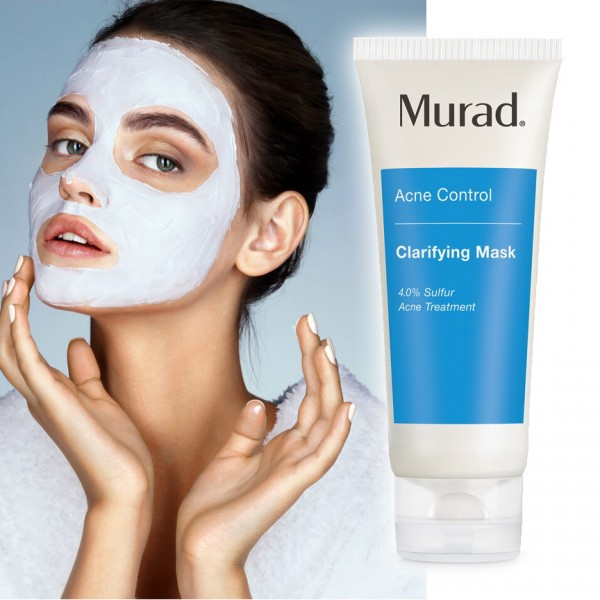 Murad Acne Control Clarifying Mask 2.65 oz