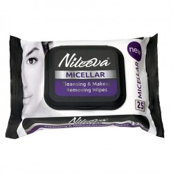 Nileeva Micellar Makeup Removing Wipes