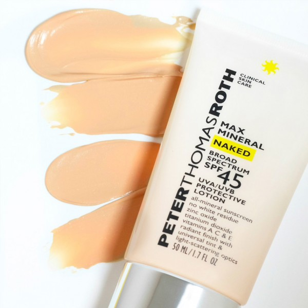 Peter Thomas Roth Max Mineral Naked SPF45 50ml