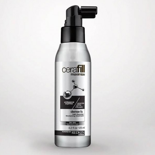 Redken Cerafill Dense Fx 4.2oz Peinados con Volumen
