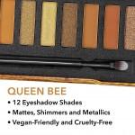 W7 Queen Bee Eyeshadow Palette